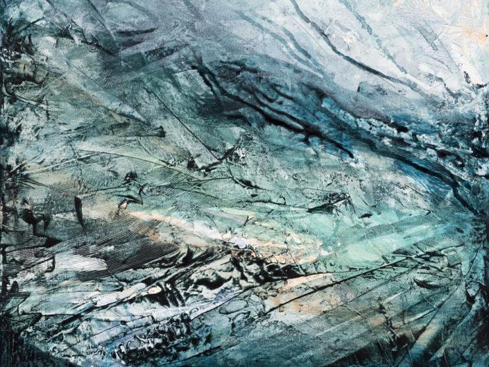 "Wilderness, Acrylic on Canvas - 23"" x 30"""